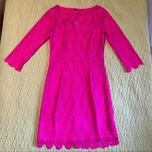 Lilly Pulitzer Quarter-Sleeve Dress
